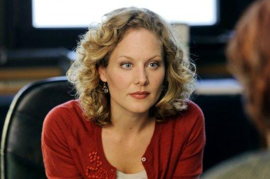 "Tessa Mittelstaedt als Assistentin Franziska Lüttgenjohann im Kölner ""Tatort"""