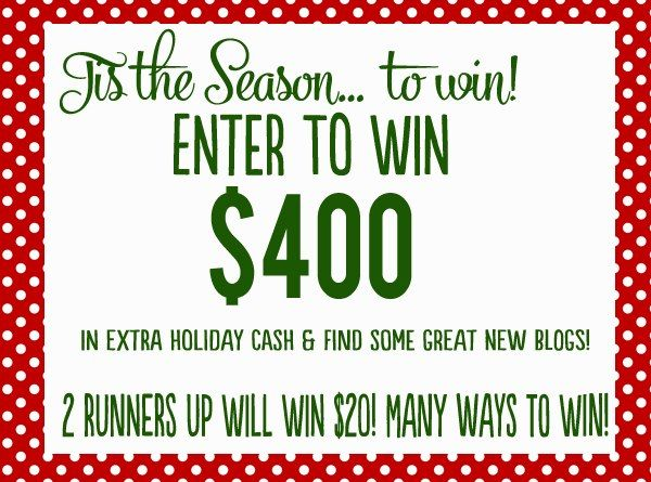 {Ella Claire}: 'tis the season for a $400 GIVEAWAY!