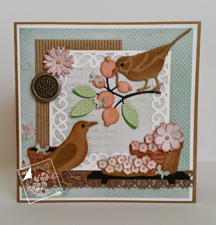 Joy!crafts: Spring...