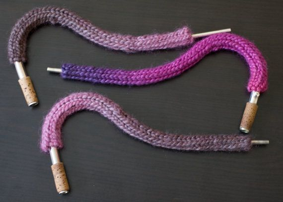 Bassoon Bocal Cozy, Hand Knit by BBR Music