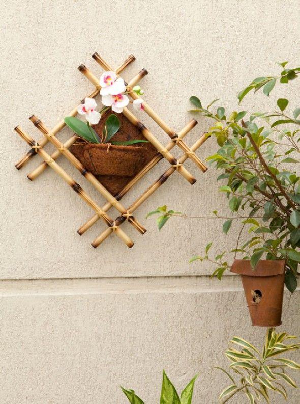 Artesanato com bambu 010                                                                                                                                                     Mais