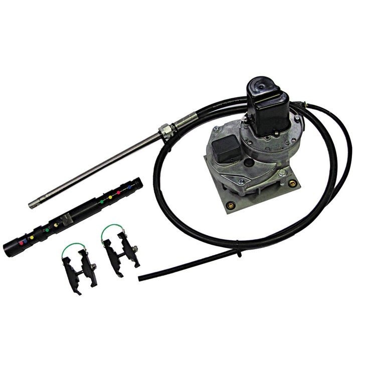 Octopus Sterndrive System f/Mercruiser from 1983-1993 & European Volvo Diesel from 1994 w/9' Cable