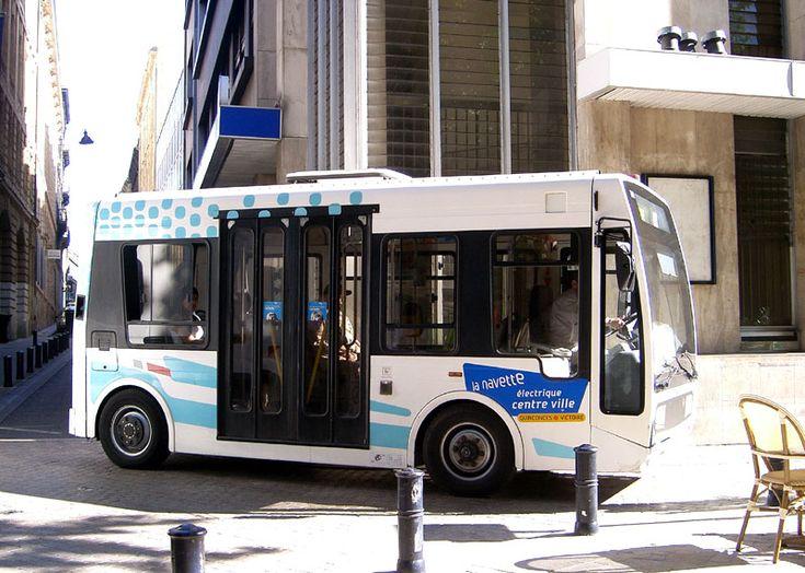 Minibus design from France