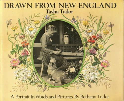 Drawn from New England: Tasha Tudor, A Portrait in Words and Pictures: Bethany Tudor: 9780399208355: Amazon.com: Books