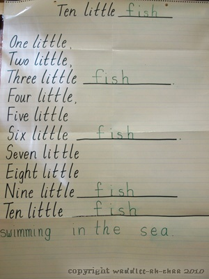 1000 images about ocean theme for kids on pinterest for Little fish song