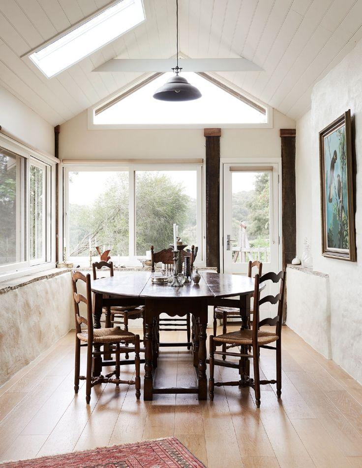 Aussie artist's bohemian home
