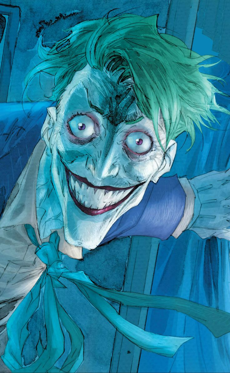 Joker by Jim Lee