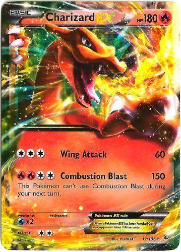 Amazon.com: pokemon card charizard ex