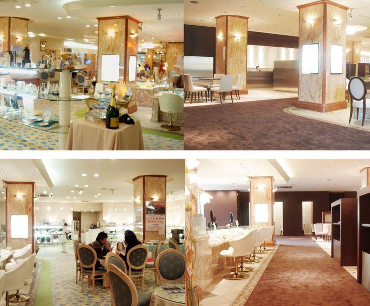 wedding reception space- Interior/