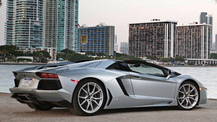 Lamborghini Aventador Lp700-4 City