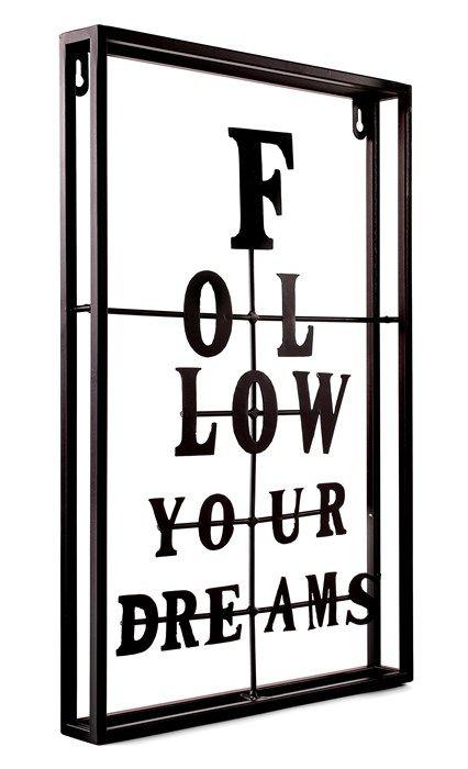 Produktbild - Dream, Skylt
