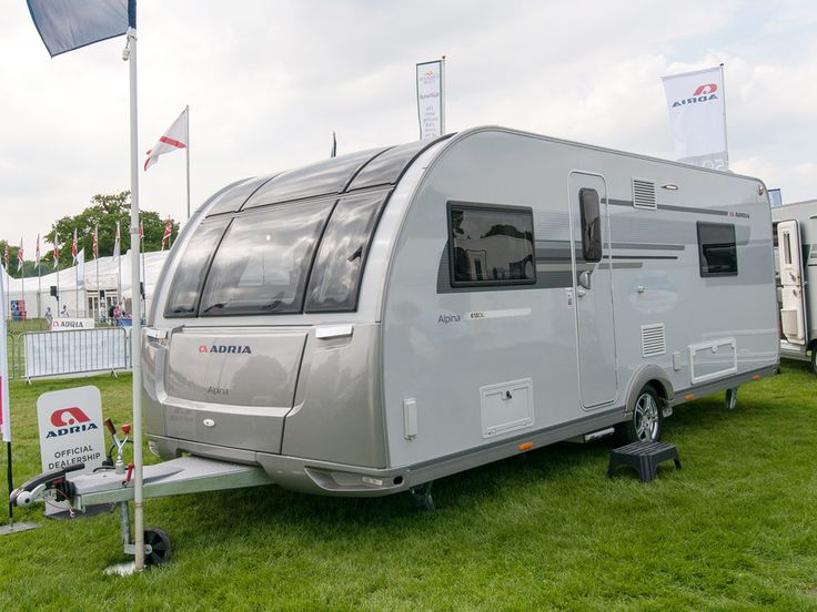 The Practical Caravan Adria Alpina 613UL Colorado review 1 - The 2017 Adria…