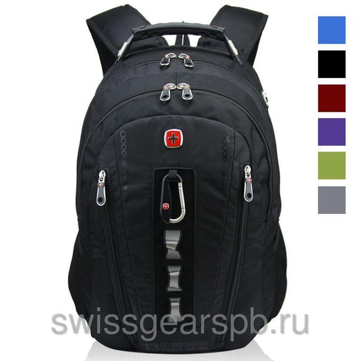 Рюкзак Swissgear 1594 Black
