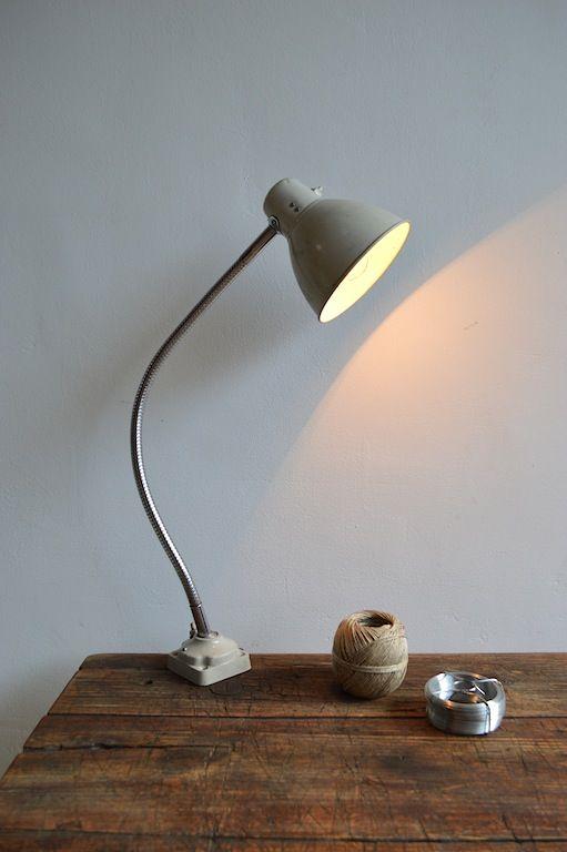 Workshop desk lamp (artKRAFT)