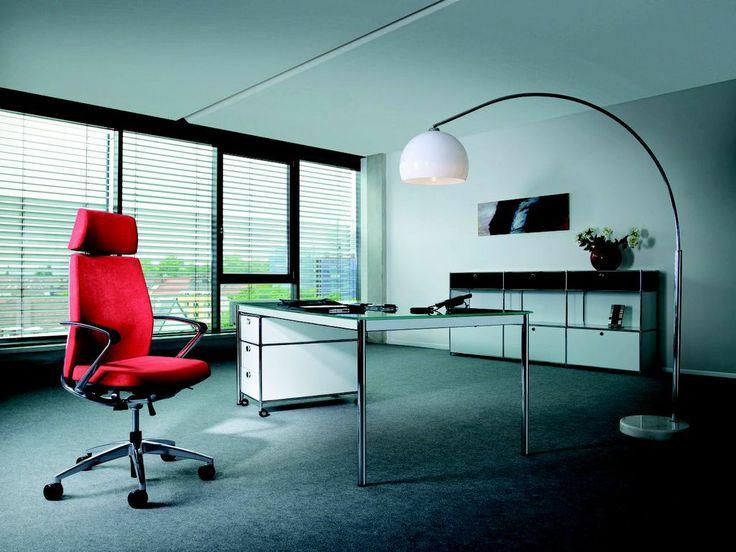 Кресла FUTURA. Авторитетная эстетика. В кресле FUTURA от немецкой фабрики VIASIT Вы способны справиться с любой задачей.