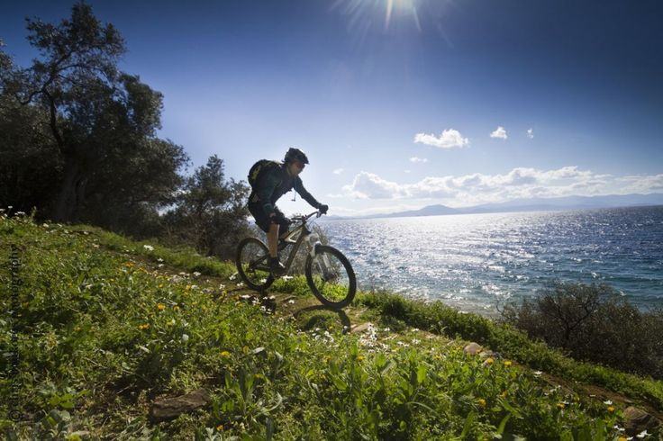 Mountain Biking - Pelion - Greece