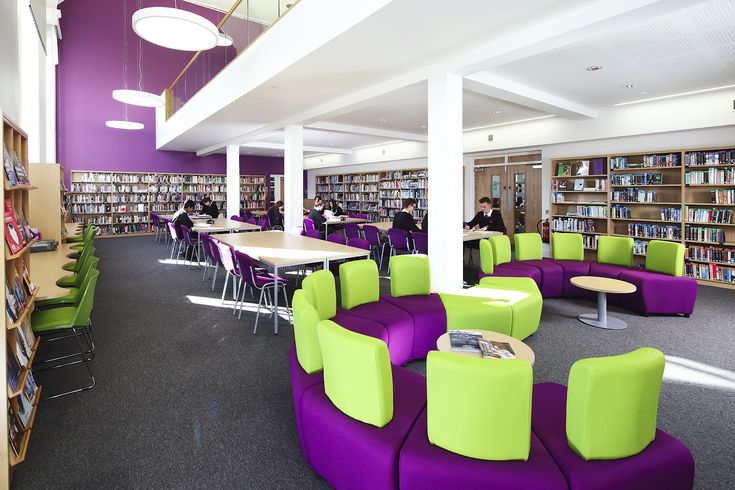 CLITHEROE Royal Grammar School sixth formers will enjoy a new hi-tech library thanks to the generosity of a former pupil.