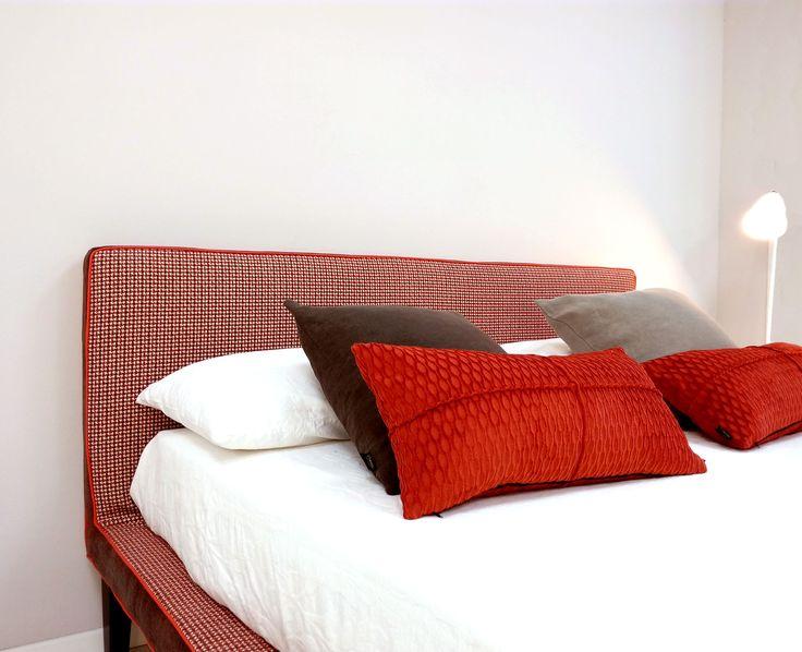 Beat #bed #headboard #style #fashion #fabrics #style #fashion #furniture #madeinitaly #Chaarme