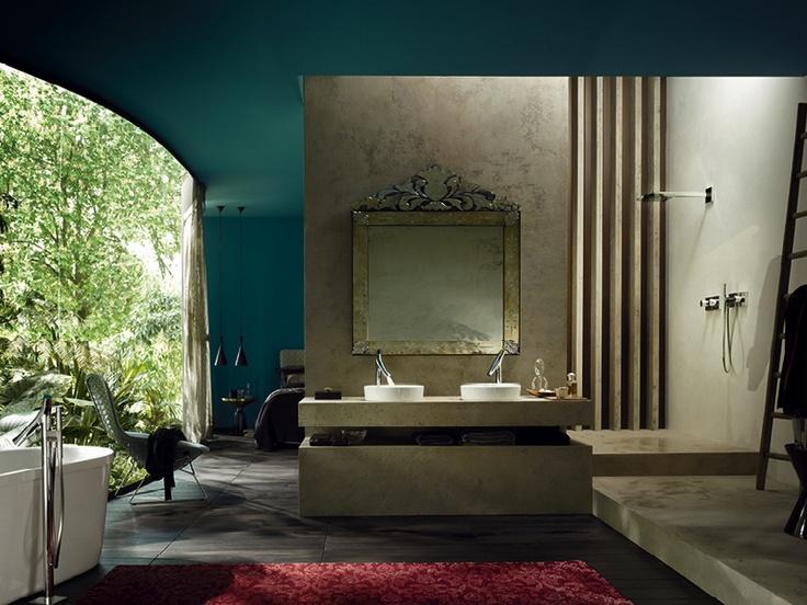 Axor Starck Organic: bathroom ambience
