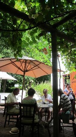 Favourite eatery: Break Wine on the Moreson Wine Estate, Franschhoek, Western Cape