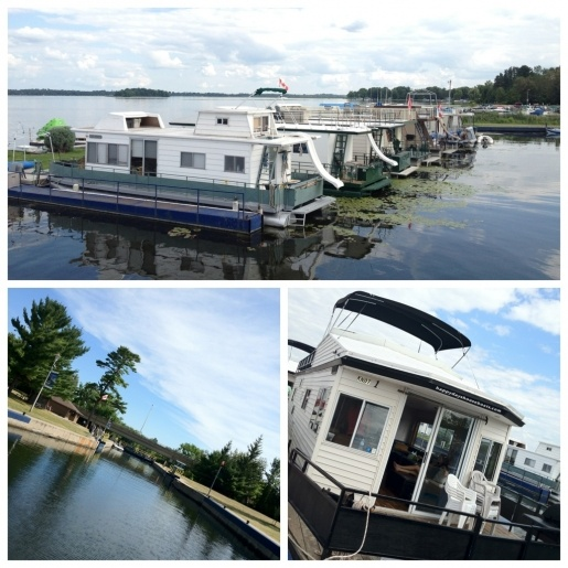 This trip looks amazing. Houseboating in Bobcaygeon, ON - Ruralist
