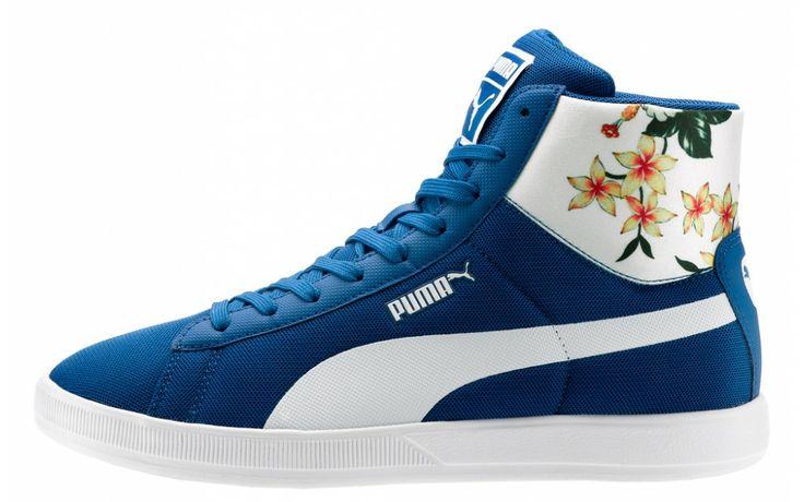 PUMA ARCHIVE LITE MID FLOREAL #PUMA #awlab #sneaker