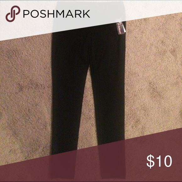 Black skinny pants Very chic. Very classic. Pants Ankle & Cropped