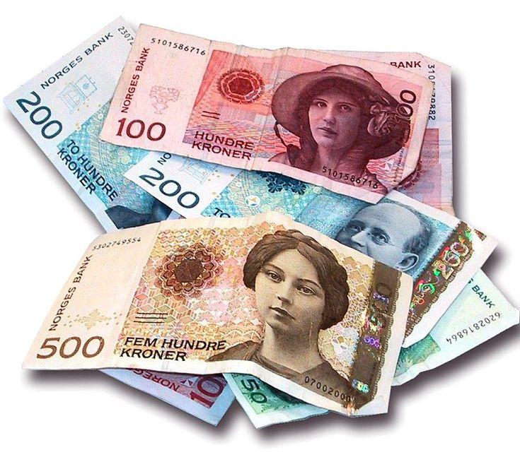 Penger. :)