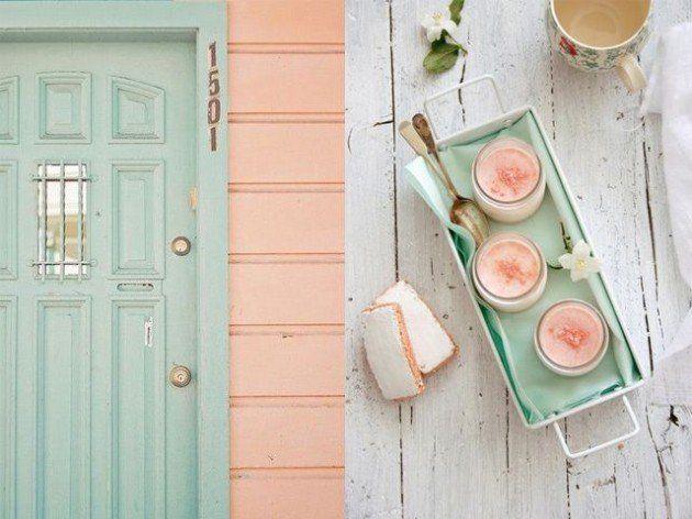 Best 20+ Peach rooms ideas on Pinterest | Colour peach, Peach ...