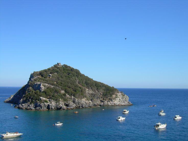 #Bergeggi l'isola