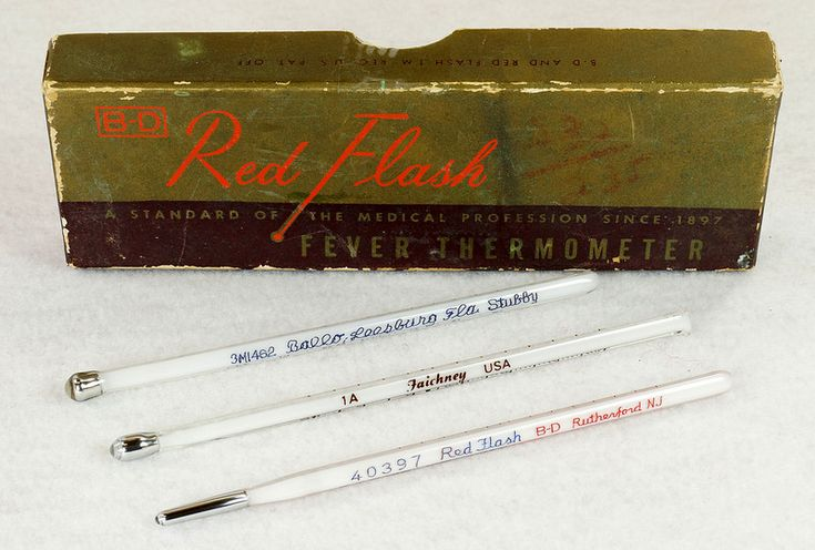 1950's Vintage Red Flash B-D Fever Thermometer in Box Plus Ballo Stubby & Faichney 1A To see the Price and Detailed Description you can find this item in our Category Vintage Baby and Kids on eBay: http://stores.ebay.com/tincanalley1/Vintage-Baby-and-Kids-/_i.html?_fsub=26200616018  RD14913