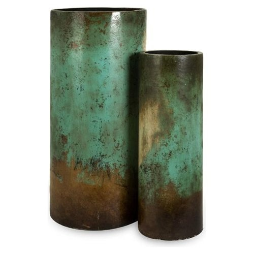Nassau Large Floor Vases Inspiration For Our Chocolate Amp Turquoise Aqua Front Room Pinterest