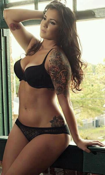 My goal! Something realistic...curvy...not shaped like a 14 year old!
