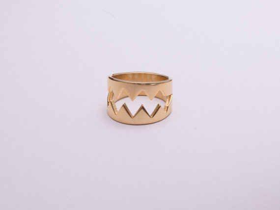 how to make shark teeth