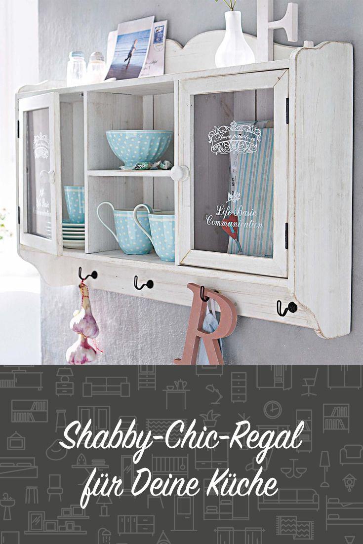 Shabby Chic Regal Fur Deine Kuche Home Wohnen Mobel