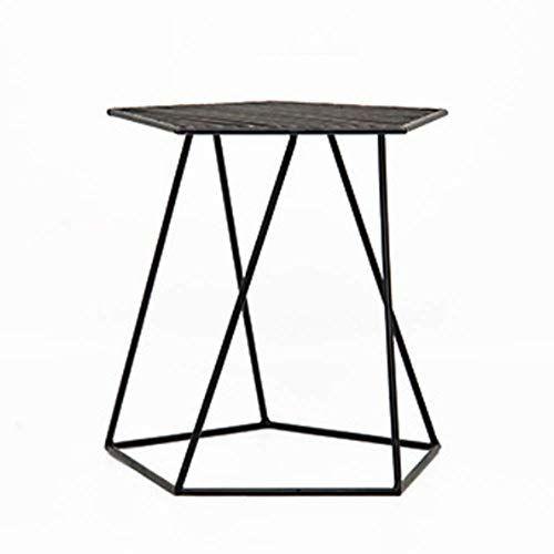 Tp Teng Peng Metal Side Table Metal Modern Wrought Iron Coffee