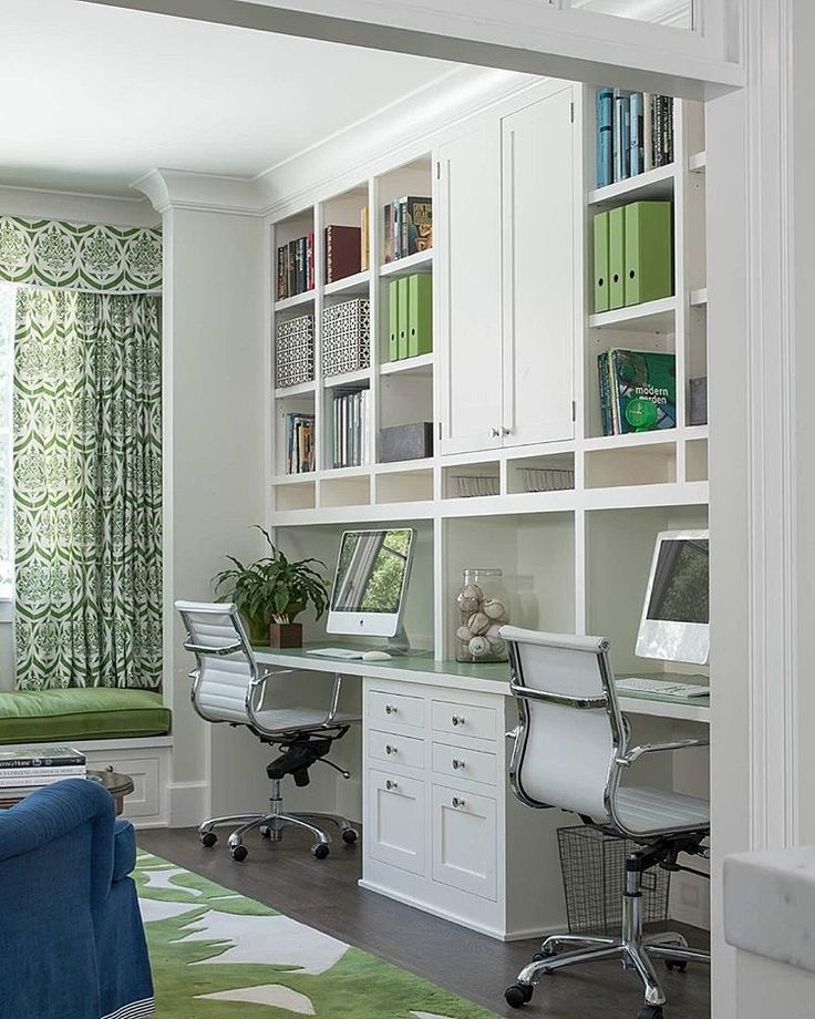 """""""Fun and organized work area by Johnston Home """""""