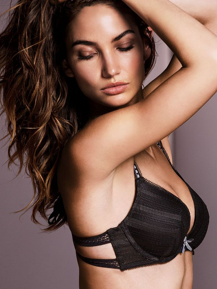 For those who dare. / Very Sexy Limited Edition Push-up Bra
