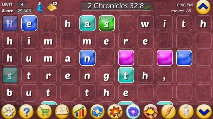 Play the Bible game screenshot of 2 Chronicles 328