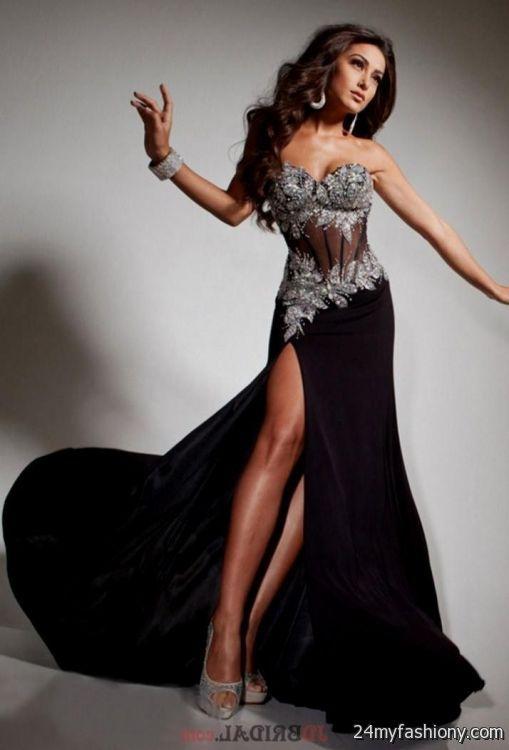 black mermaid prom dresses 2016-2017 | B2B Fashion | dress ...