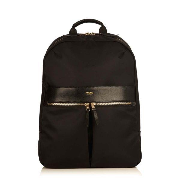 "Beauchamp Laptop Backpack from KNOMO: Official Store | Women's 14"" Laptop Bag | Sleek Nylon Backpack | Laptop Bags| Weekender Bag | Designed..."