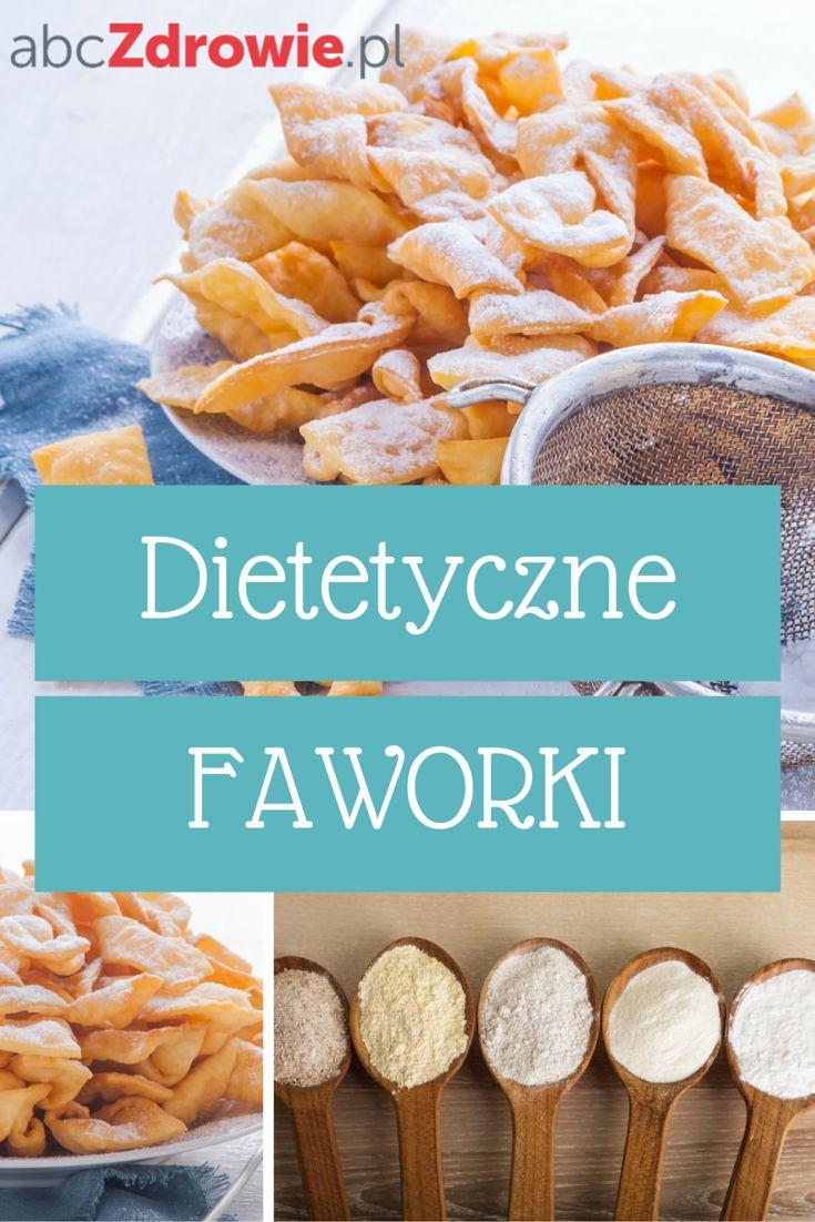 Planujecie już smakołyki na tłusty czwartek? Okazuje się, że z odpowiednim przepisem wcale nie muszą być kaloryczne i niezdrowe. Sprawdźcie nasz przepis na dietetyczne faworki - idealna propozycja na karnawał i nie tylko :)  #faworki #desery #karnawał #przepisy #zdroweprzepisy #desery #dessersts #healthy #diet #abcZdrowie