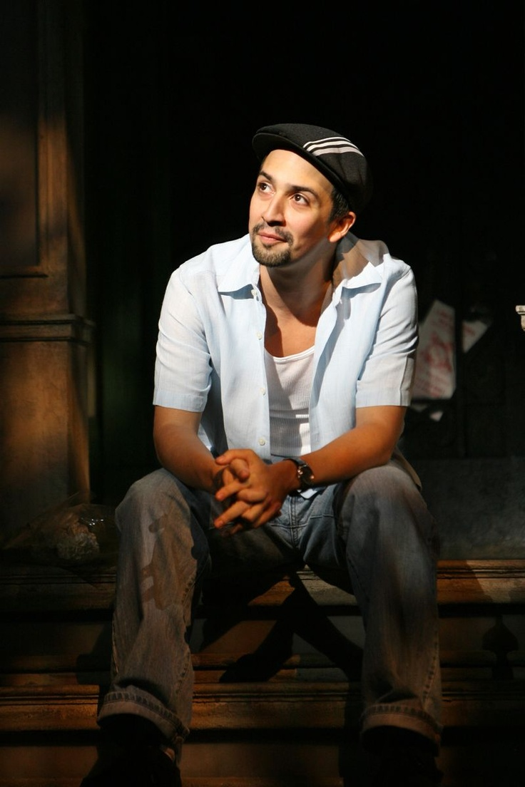 Lin Manuel Miranda- my homie. He would love that he's a pin on pinterest:)