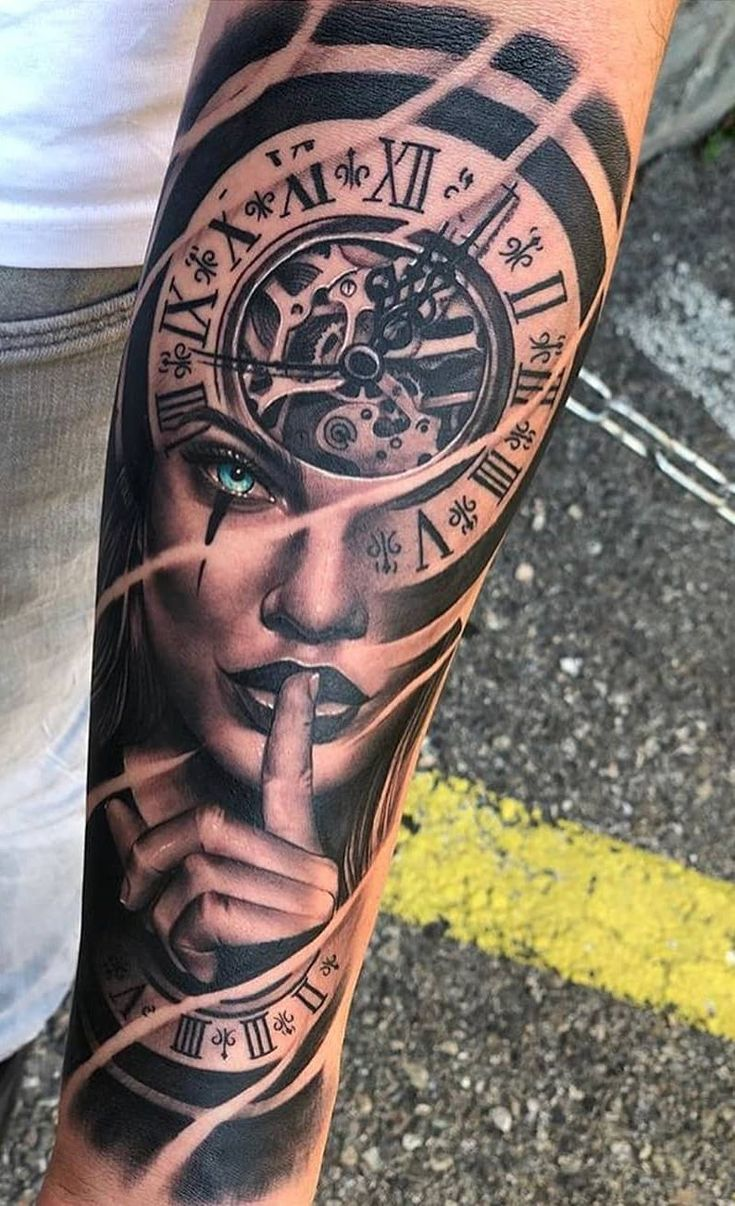 42+ Best Arm Tattoos – Meanings, Ideas and Designs for This Year