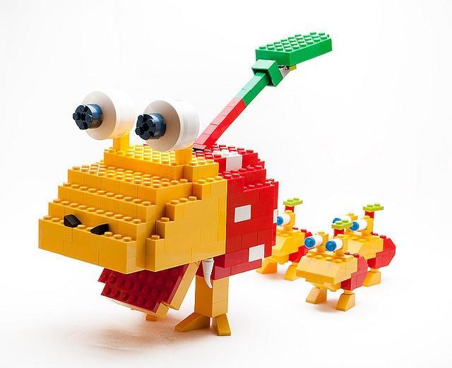Filip Johannes Felberg X Pikmin X Lego