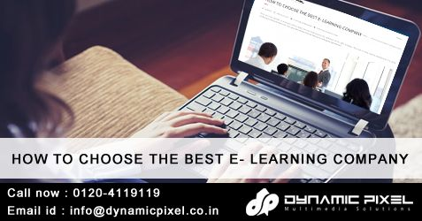 HOW TO CHOOSE THE BEST E- LEARNING COMPANY ---> https://goo.gl/MkDUW9