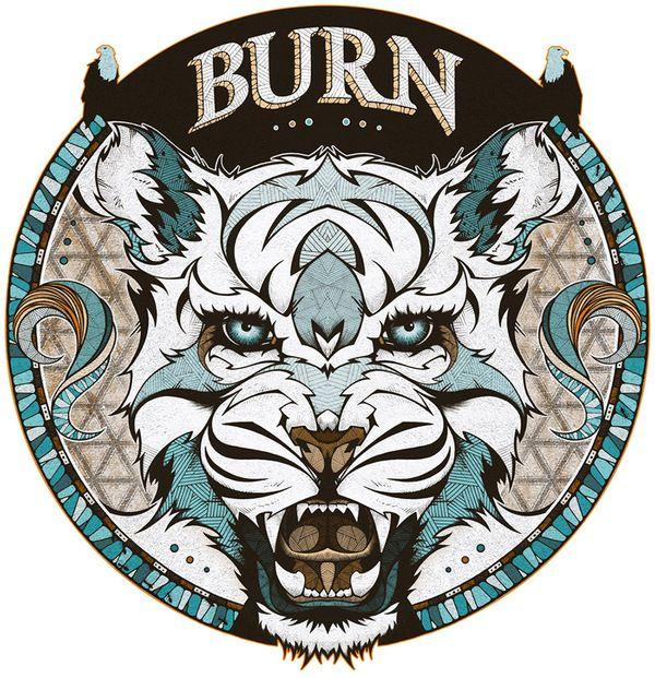 Burn by Michael Dachstein