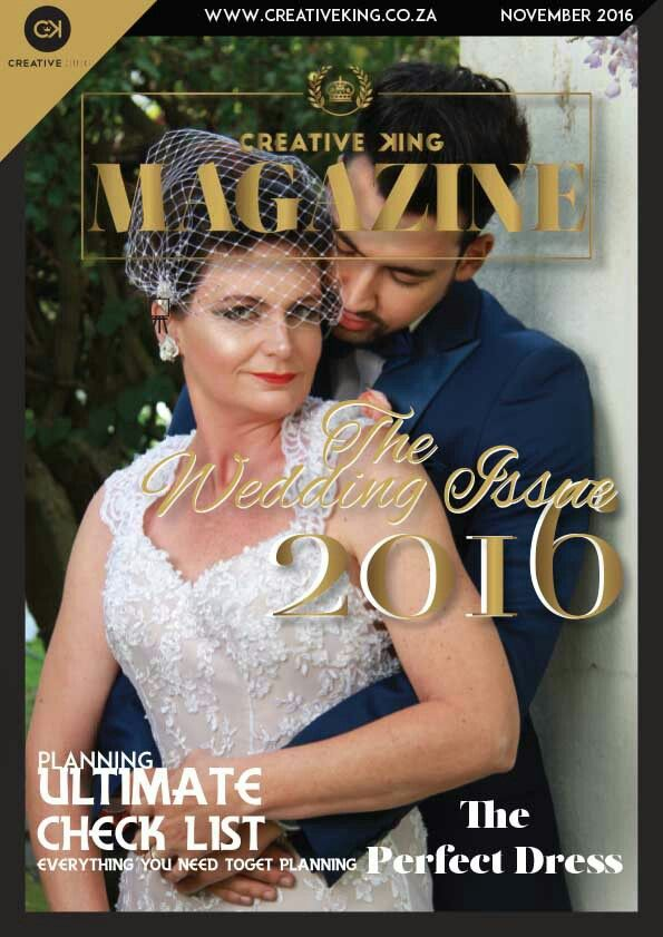 Wedding issue creative king