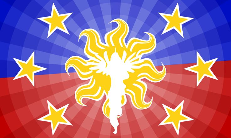 philippine flag | Philippine Brony Vector Flag by =Paradigm-Zero on deviantART