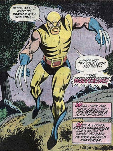Best 25+ Wolverine first appearance ideas on Pinterest ...